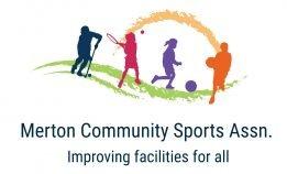 Merton Community Sports Association Logo